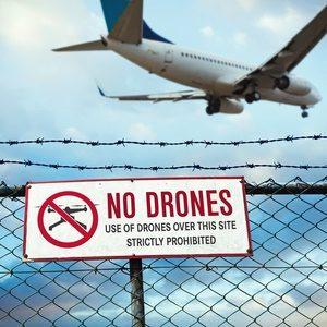 No Drone Aerodrome